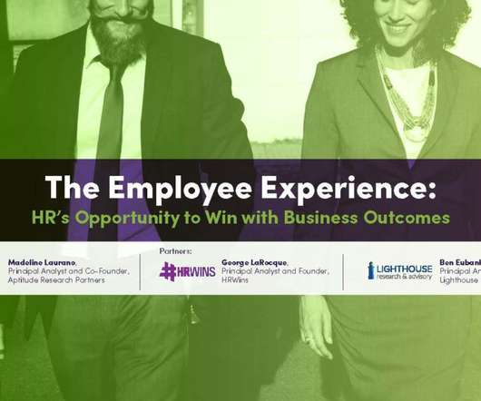 Ebook human resources today the value of the employee experience free ebook fandeluxe Images