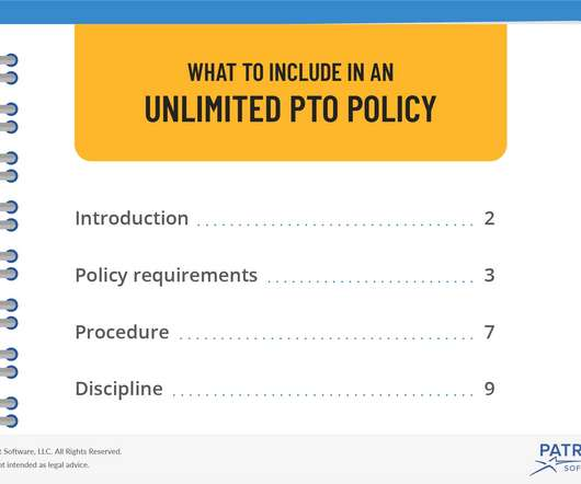 ATS and Policies - Human Resources Today