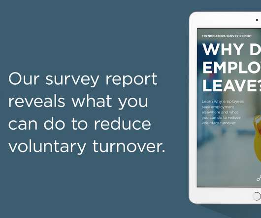 Career Development and Survey - Human Resources Today