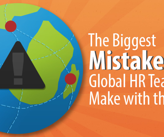 The four international human resource mistakes