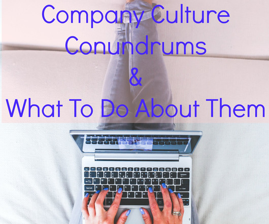 Adp and policies human resources today 3 company culture conundrums what to do about them fandeluxe Choice Image