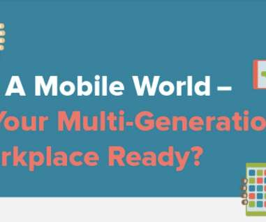 Adp and training human resources today mobile communications in a multi generational workforce fandeluxe Choice Image