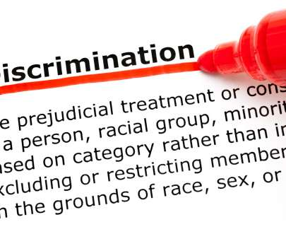 Discrimination And Examples Human Resources Today