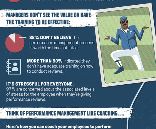 Coaching and performance management human resources today performance management a swing and a miss infographic fandeluxe Choice Image