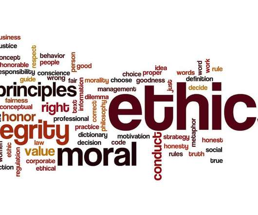 integrity morality ethics and the law Explain three reasons ethics and integrity will be important in your future career choice in law explain the difference between ethics, morality, and the law.