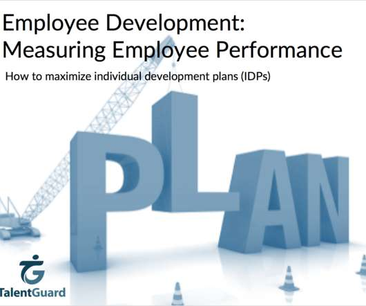 Career development and performance management human resources today employee development with performance management fandeluxe Choice Image